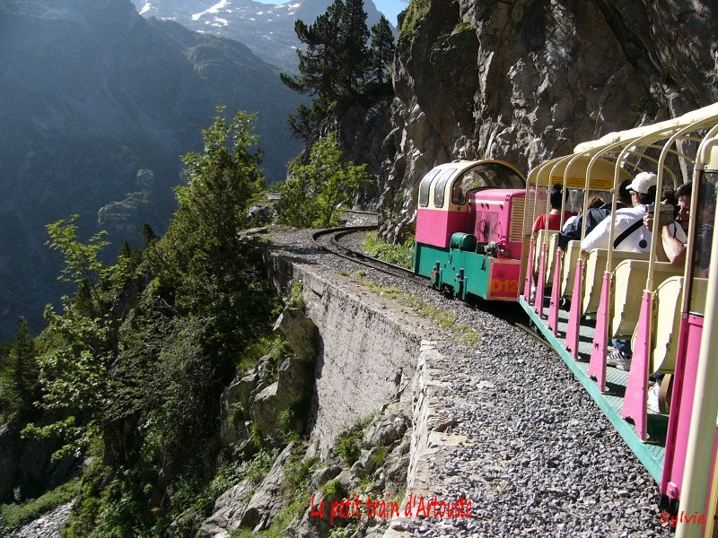 LE PETIT TRAIN DARTOUSTE